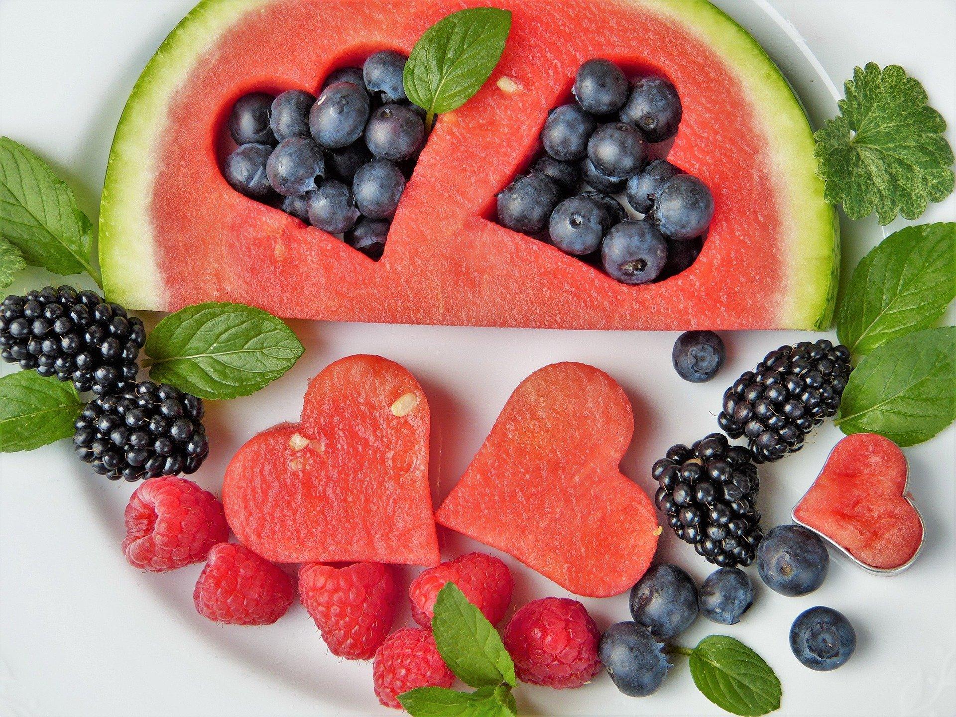 healthy sweet fruit